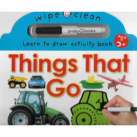 Things That Go | Priddy Books