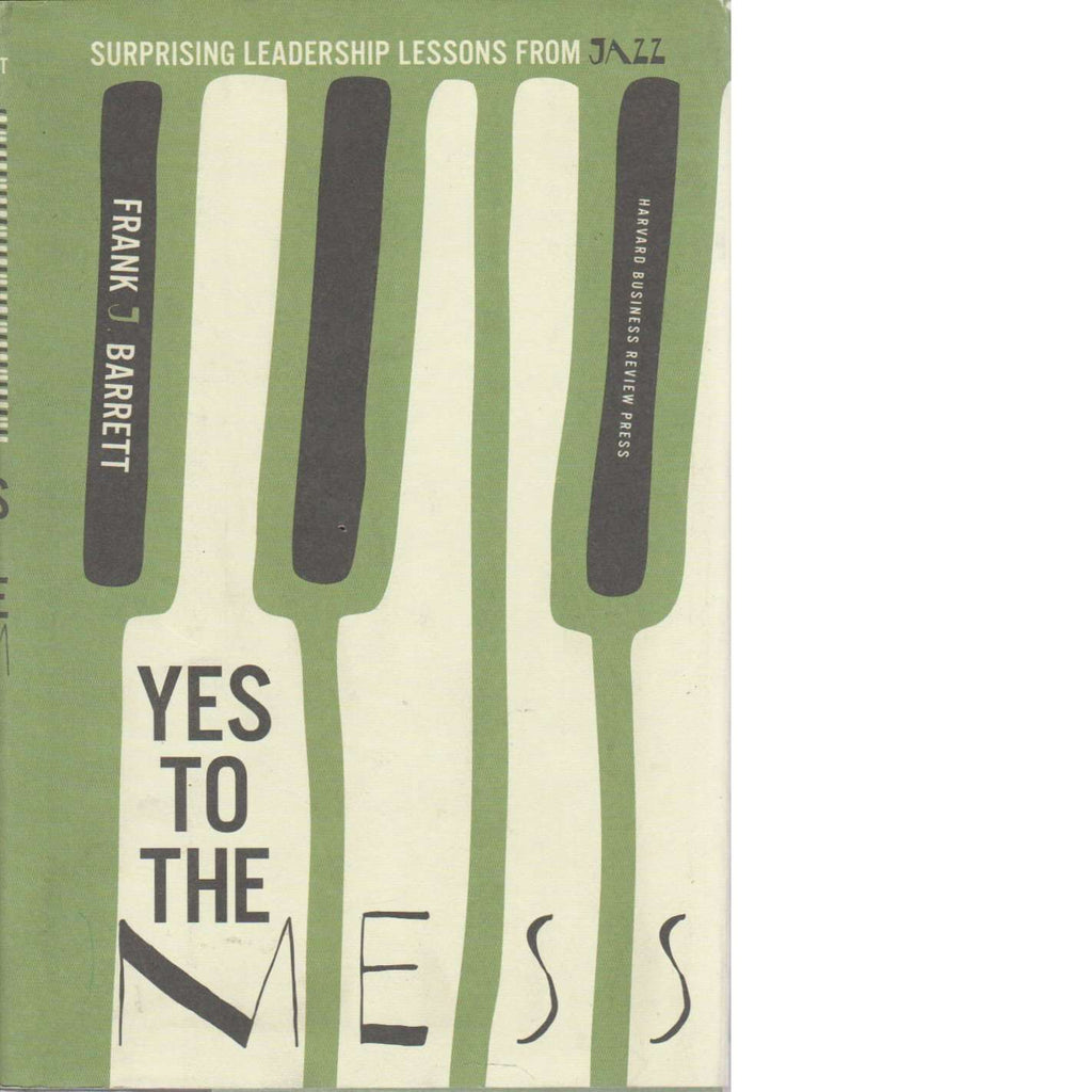 Bookdealers:Yes to the Mess |  Frank J. Barrett