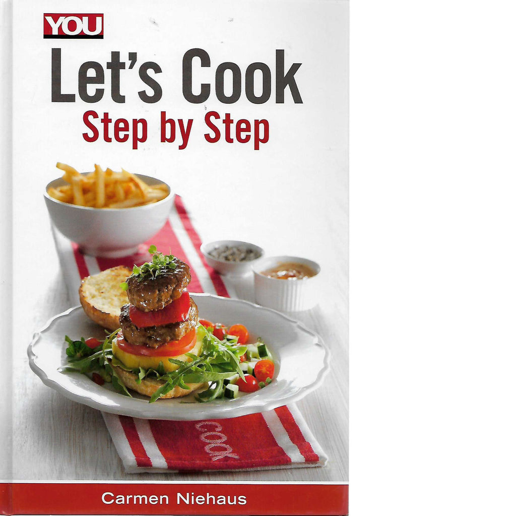 Bookdealers:You Let's Cook: Step By Step | Carmen Niehaus