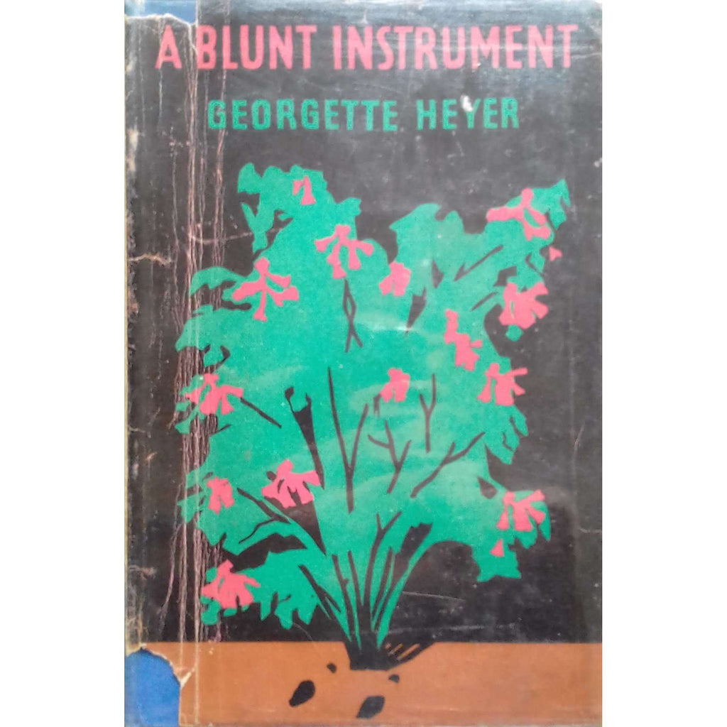 Bookdealers:A Blunt Instrument (First Edition 1938) | Georgette Heyer