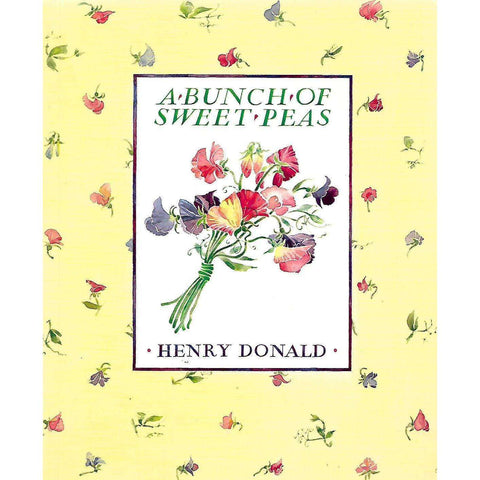 A Buch of Sweet Peas | Henry Donald