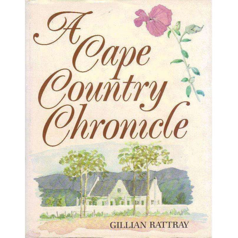 Bookdealers:A Cape Country Chronicle (With Author's Inscription) | Gillian Rattray