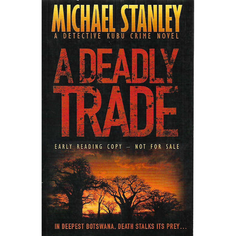 A Deadly Trade (Early Reading Copy) | Michael Stanley