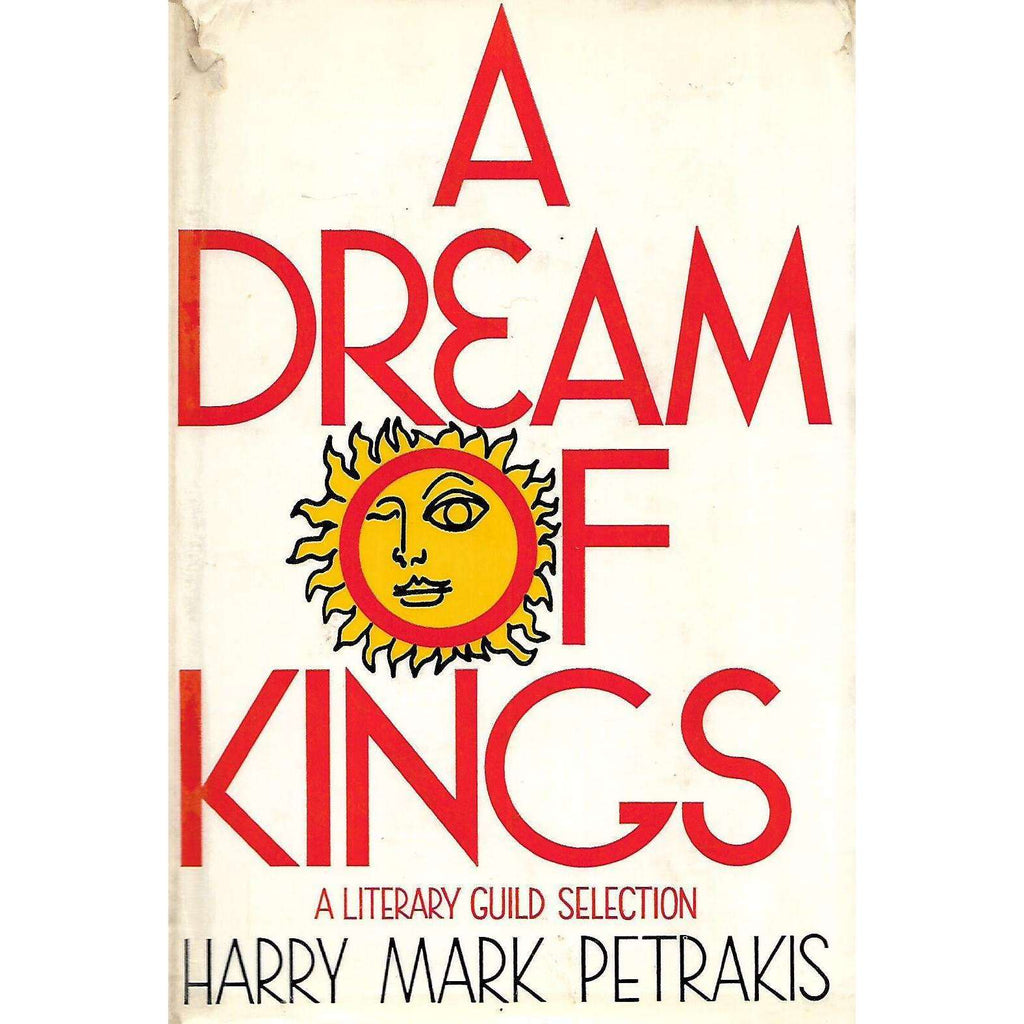 Bookdealers:A Dream of Kings: A Literary Guild Selection | Harry Mark Petrarkis