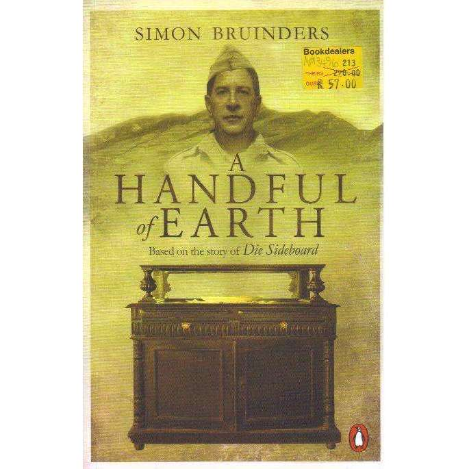 Bookdealers:A Handful of Earth | Simon Bruinders, Belinda Jackson