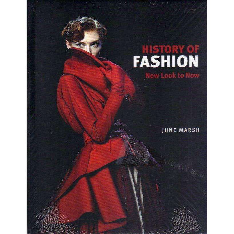 Bookdealers:A History of Fashion: New Look to Now | June Marsh