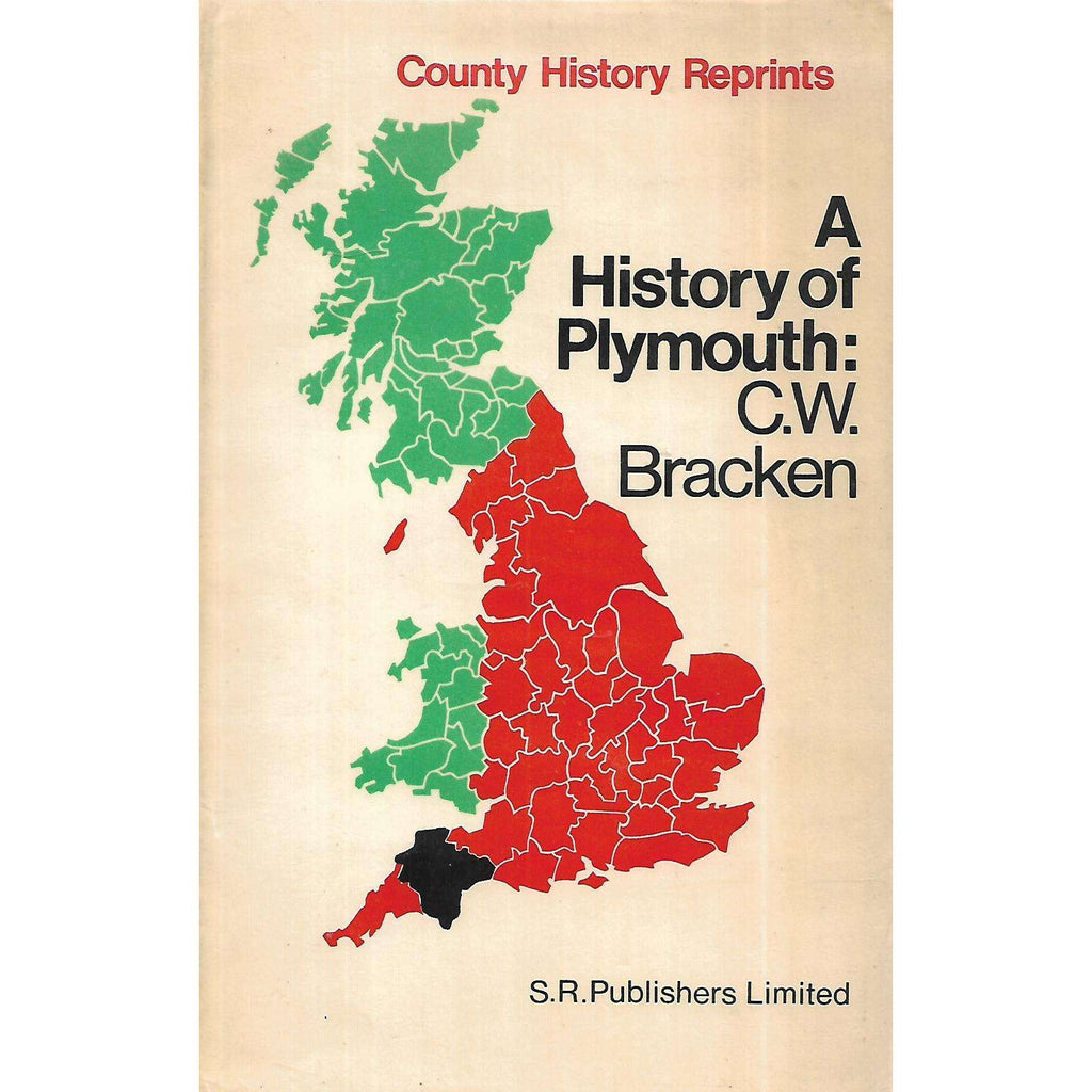 Bookdealers:A History of Plymouth | C. W. Bracken