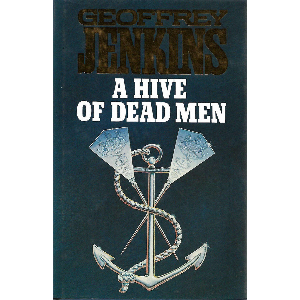 Bookdealers:A Hive of Dead Men (First Edition) | Geoffrey Jenkins