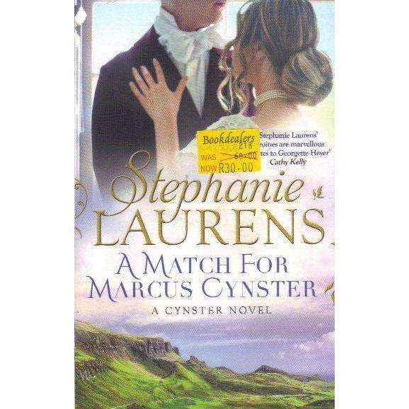 Bookdealers:A Match for Marcus Cynster | Stephanie Laurens