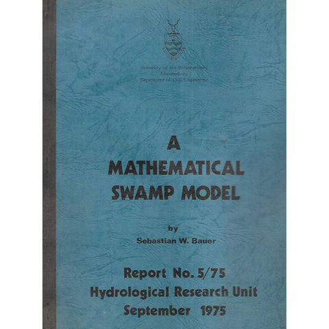 A Mathematical Swamp Model | Sebastian W. Bauer