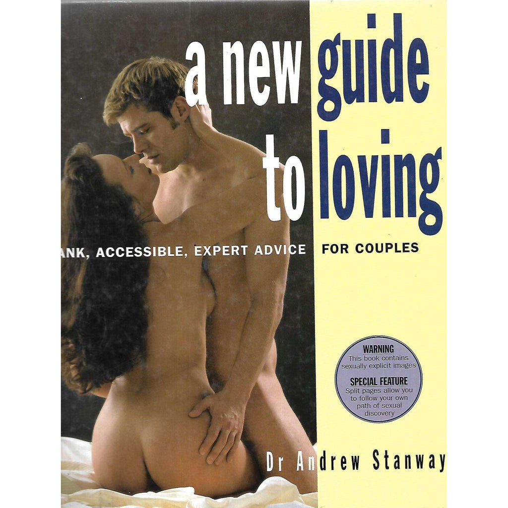 Bookdealers:A New Guide to Loving: Frank, Accessible, Expert Advice for Couples | Dr. Andrew Stanway