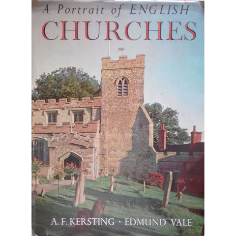 A Portrait of English Churches | A. F. Kersting & Edmund Vale