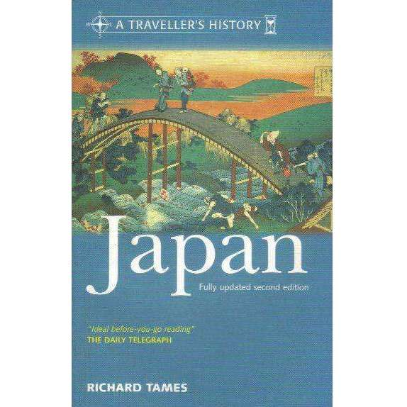 Bookdealers:A Traveller's History of Japan | Richard Tames