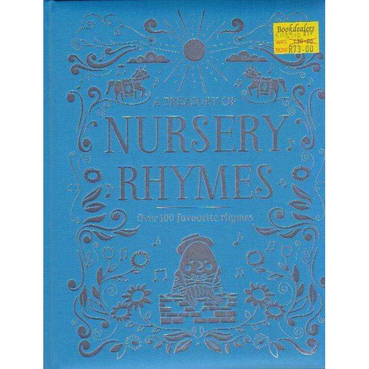 Bookdealers:A Treasury of Nursery Rhymes : Over 100 Favourite Rhymes