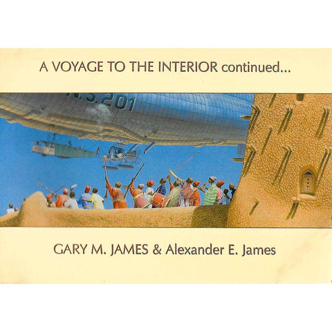 A Voyage to the Interior Continued... (Invitation, with CD Rom) | Gary M. James & Alexander E. James