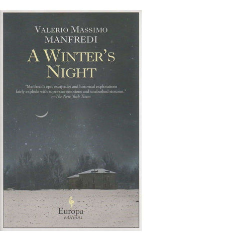 A Winter's Night | Valerio Massimo Manfredi