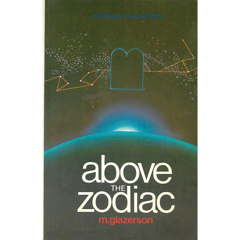 Above the Zodiac | M. Glazerson