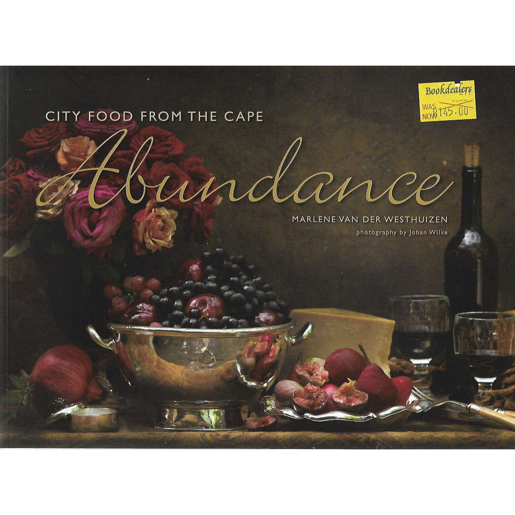 Bookdealers:Abundance: City Food From the Cape | Marlene van der Westhuizen