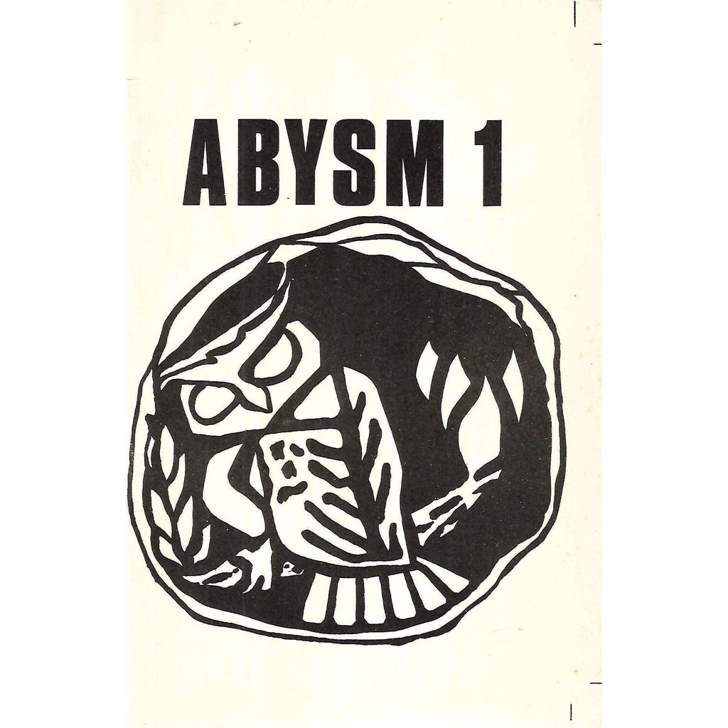 Bookdealers:Abysm 1 (Limited Edition)