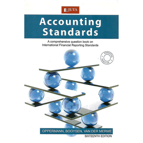 Accounting Standards: A Comprehensive Question Book on International Reporting Standards | H. R. B. Oppermann, et al.