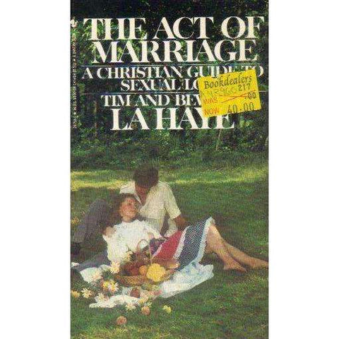 Act of Marriage | Tim F. LaHaye; Beverly Lahaye