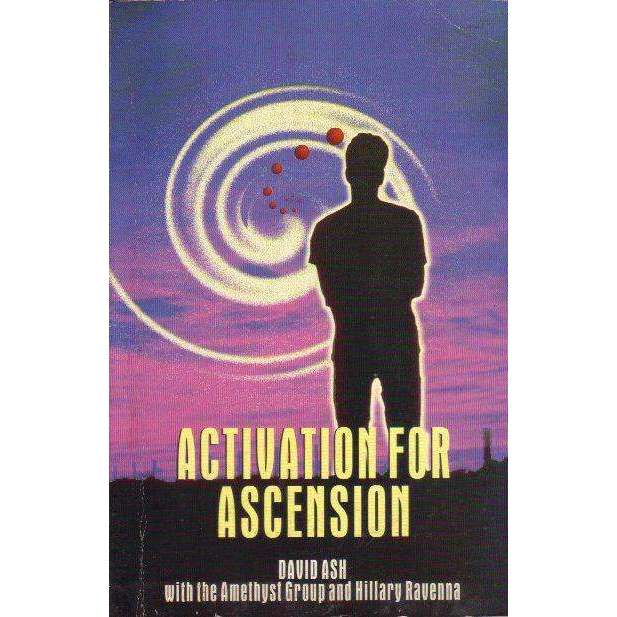 Bookdealers:Activation for Ascension (Signed by the Author) | David A. Ash