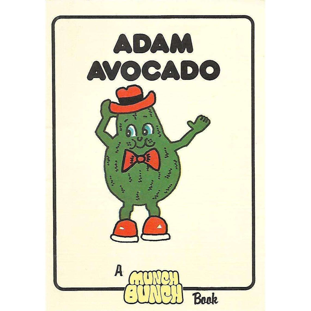 Bookdealers:Adam Avocado (A Munch Bunch Book)