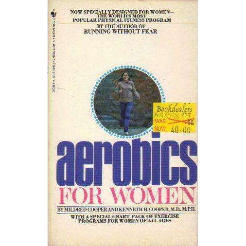 Bookdealers:Aerobics for Women | Mildred Cooper and Kenneth Cooper