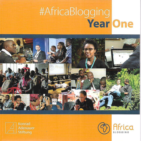 #Africa Blogging: Year One