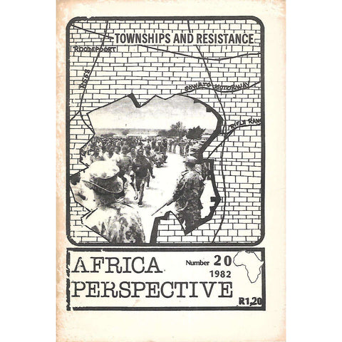 Africa Perspective (No. 20, 1982)