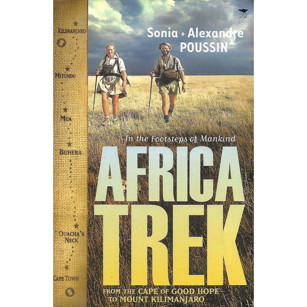 Bookdealers:Africa Trek: From the Cape of Good Hope to Mount Kilimanjaro | Sonia and Alexandre Poussin