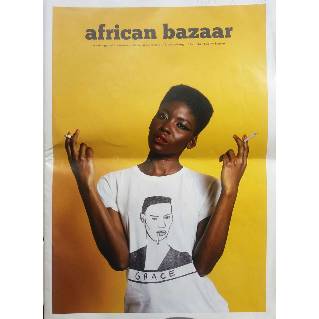 Bookdealers:African Bazaar: A Catalogue of Curiosities Available on the Streets of Johannesburg | Angie Durrant