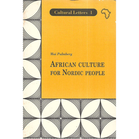African Culture for Nordic People | Mai Palmberg