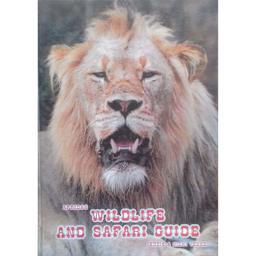 Bookdealers:African Wildlife and Safari Guide | Eddie & Nicki Young
