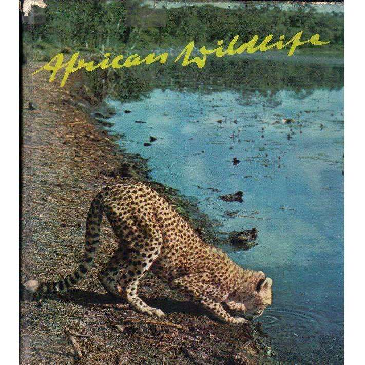 Bookdealers:African Wildlife | Compiled by Franz A. Roedelberger and Vera Groschoff