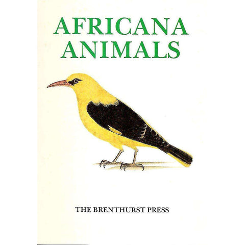 Africana Animals (Order Form)