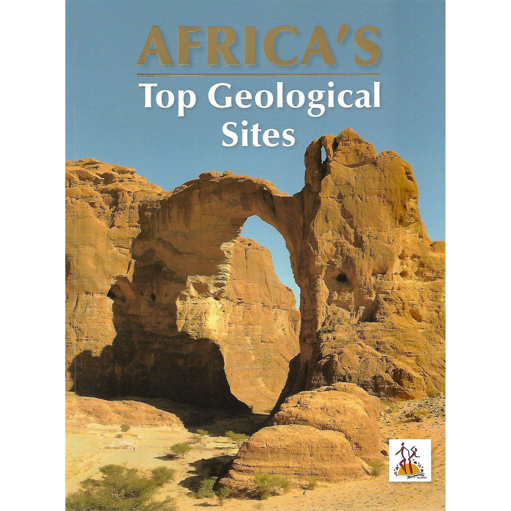 Bookdealers:Africa's Top Geological Sites (Signed by several contributors)