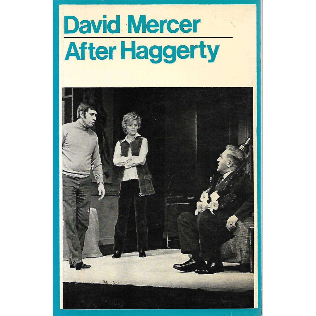 Bookdealers:After Haggerty | David Mercer