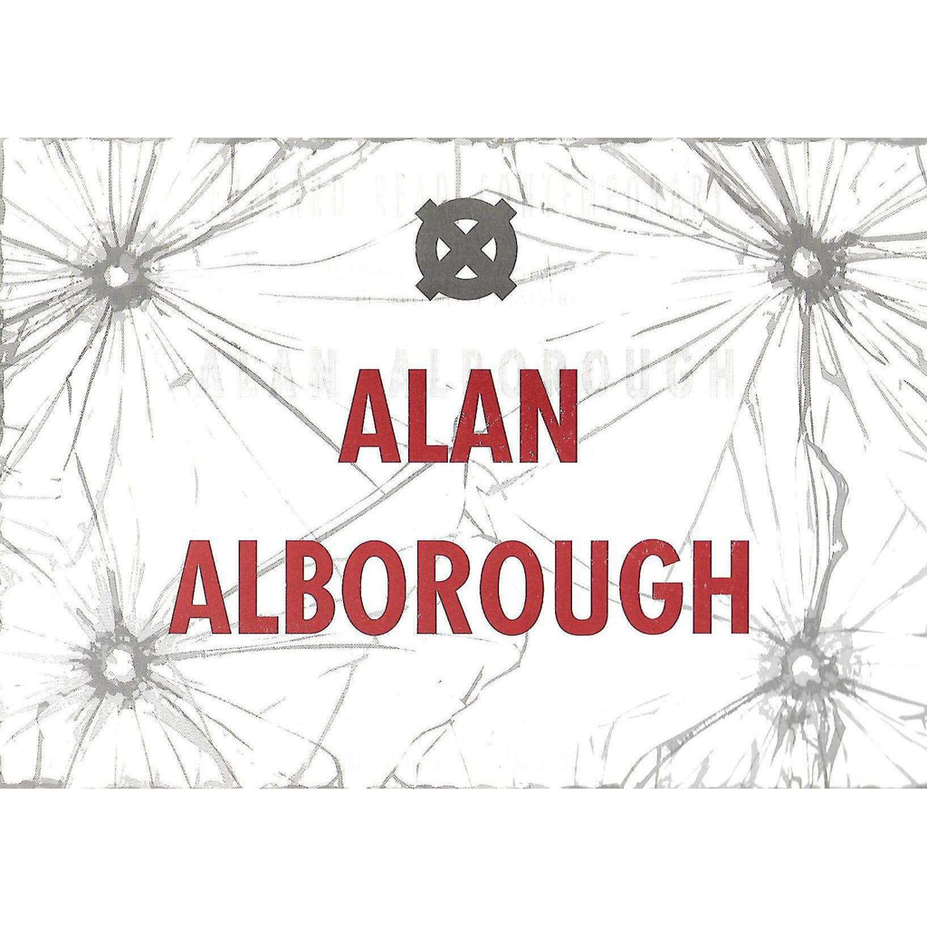 Bookdealers:Alan Alborough (Invitation to Exhibition of his Work)