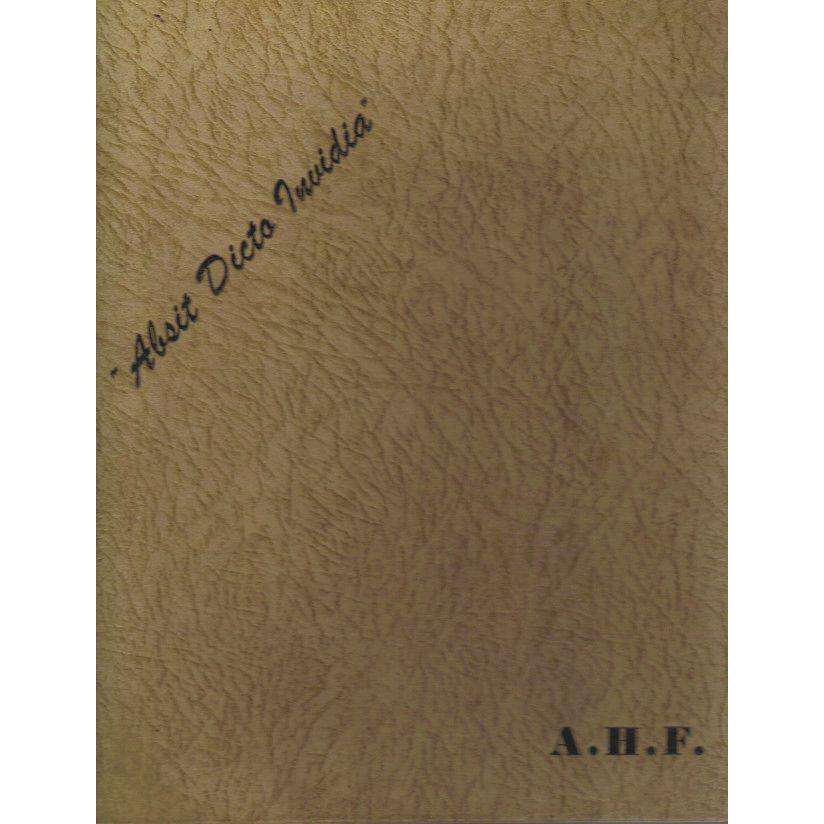 Bookdealers:Alfred Heinrich Freer An Attempt at Autobiography |  Alfred Heinrich Freer