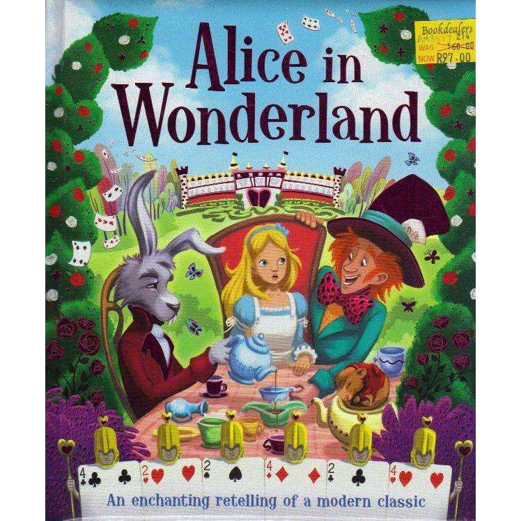 Bookdealers:Alice in Wonderland | Editor: Hannah Cather