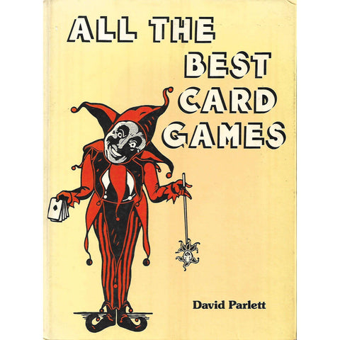 All the Best Card Games | David Parlett