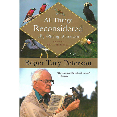 All Things Reconsidered: My Birding Adventures | Roger Tory Peterson