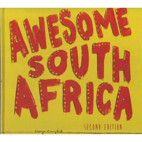 Awesome South Africa (With Author's Inscription) | Derryn Campbell