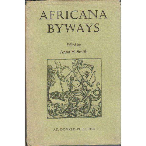 Africana Byways | Edited by Anna H. Smith