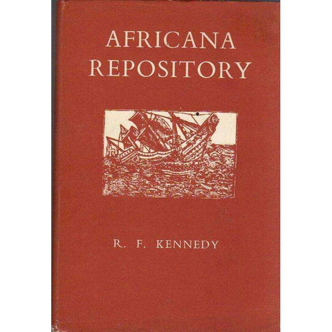 Africana Repository: Notes For a Series of Lectures Given to the Hillbrow Study Centre From March to May 1964 | R.F. Kennedy