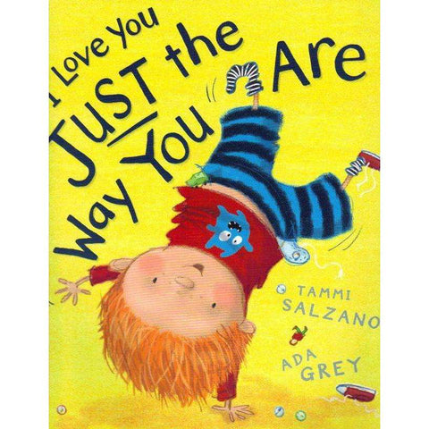 I Love You Just The Way You Are | Tammi Salzano and Ada Grey