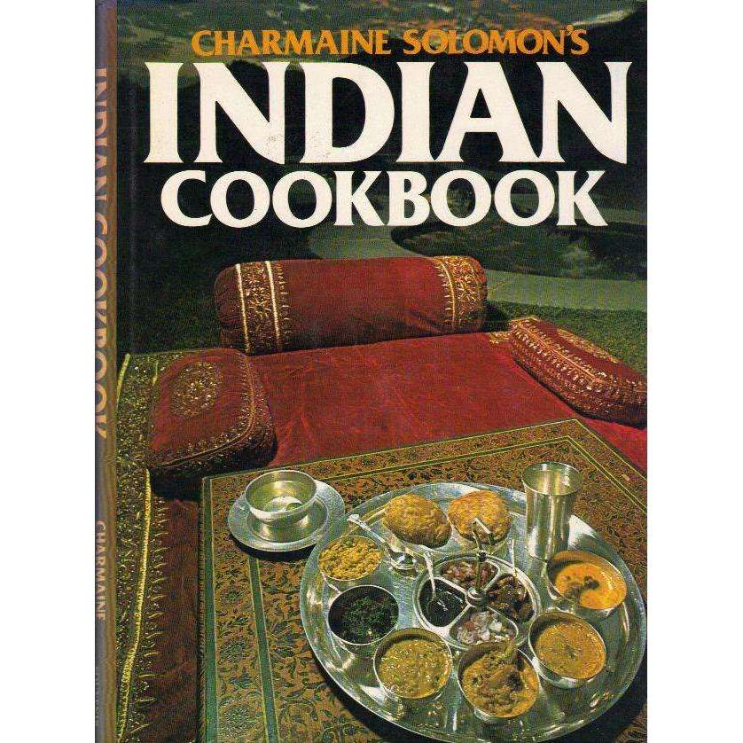 Bookdealers:Charmaine Solomon's Indian Cookbook | Charmaine Solomon