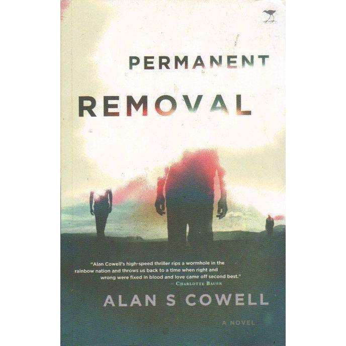 Bookdealers:Permanent Removal (With Author's Inscription) | Alan S. Cowell