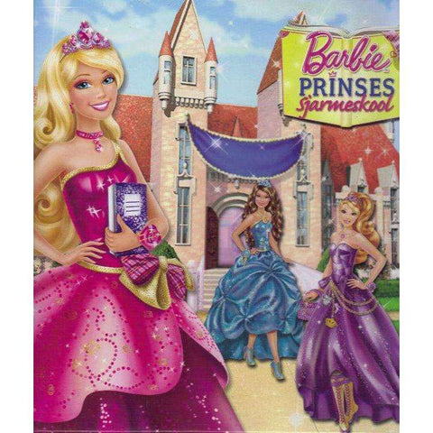 Barbie Prinses Sjarmeskool (Afrikaans) | Mary Man-Kong